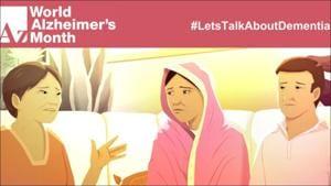 World Alzheimer's Day 2020: Let's break the silence around Dementia(Twitter/AlzDisInt)