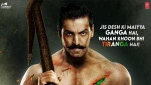 John Abraham in a new poster for Satyameva Jayate 2.