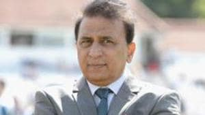 Former Indian cricketer Sunil Gavaskar.(Getty Images)