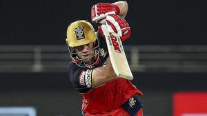 'I surprised myself, to be honest': De Villiers on finding form in IPL 2020