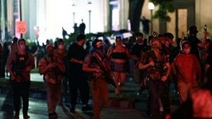 The shooting of Blake on Aug. 23 by a white Kenosha police officer made Wisconsin the epicenter of the nation's ongoing debate over police violence and racial injustice.(Reuters file photo)