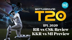 RR vs CSK Review and KKR vs MI Preview on Battleground T20