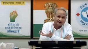 Rajasthan chief minister Ashok Gehlot, Rajasthan Pradesh Congress Committee chief Govind Singh and AICC general secretary Ajay Maken will also attend the review meeting on Friday.(ANI)