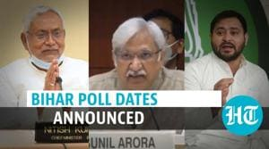Bihar Assembly Elections 2020: Voting in 3 phases; Results on 10th November