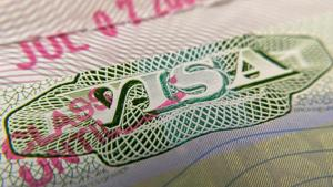 The proposed new rules apply to the F, J and I category visas used for students, exchange visitors and media representatives, respectively.(AFP File)