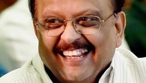 Balasubrahmanyam, who was admitted to MGM Healthcare in Chennai, passed away at the age of 74, Friday.(PTI)