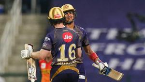 Shubman Gill leads a super Knights' show against Sunrisers Hyderabad