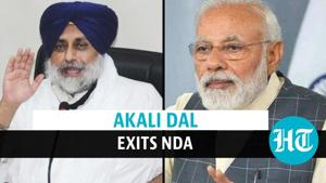 BJP loses oldest ally Akali Dal amid farmer protests against reform bills