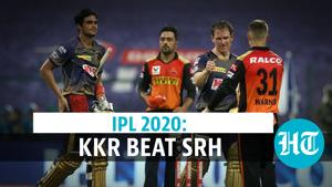 IPL 2020: Shubman Gill stars as KKR beat SRH by 7 wickets