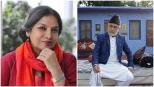 Shabana Azmi has talked about her film Mee Raqsam which stars Naseeruddin Shah.