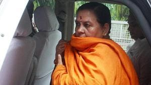 BJP leader Uma Bharti has been tested positive for Covid-19(ANI photo)