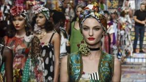 Milan Fashion Week: Top trends of Spring-Summer 2021 collection(Twitter/asanjanarahi)