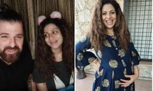Bhakhtyar Irani revealed that his post announcing Tannaz Irani's pregnancy was just a prank.