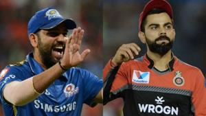 IPL 2020: It's Kohli vs Rohit as RCBtake on Mumbai Indians