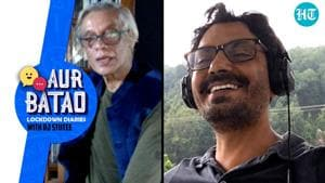 Interview with Nawazuddin Siddiqui   Serious Men   Sudhir Mishra   Aur Batao