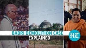 Babri demolition verdict tomorrow: D-day for Advani & 31 others l Key details