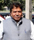 Haryana Vidhan Sabha speaker and Panchkula MLA Gian Chand Gupta.(HT Photo)