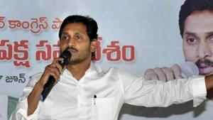 In its election manifesto, YS Jagan Mohan Redd's YSRC had promised to constitute separate corporations for each OBC community in Andhra Pradesh.(PTI FILE PHOTO)