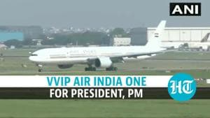Watch: VVIP Air India One, to be used for President & PM, arrives in Delhi