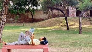 Delhiwale: Visiting the poets' park