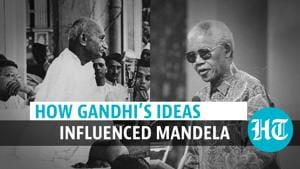 Watch: How Mahatma Gandhi's 'passive resistance' inspired Nelson Mandela