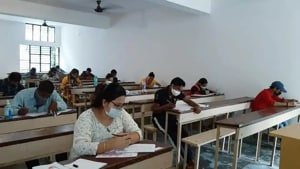 The University Grants Commission had allowed the West Bengal government to hold final year exams in colleges and universities within October 18.(ANI file)