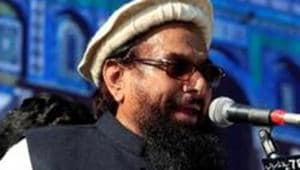 ED files chargesheet against LeT chief Hafiz Saeed in terror financing case(REUTERS)