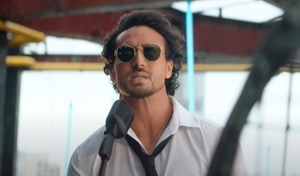 Tiger Shroff made his debut as a singer with Unbelievable.