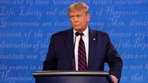 US President Donald Trump(Reuters)