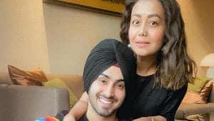 Neha Kakkar has made her relationship with Rohanpreet Singh Insta official.