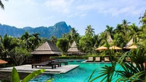 About half-a-dozen luxury hotels that opened in Bangkok during the pandemic.(Unsplash)