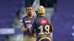 Sunil Narine.(IPL)