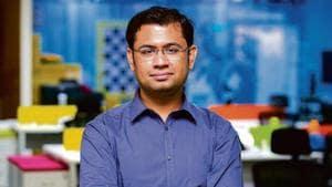 Harshil Mathur, CEO & Co-founder, Razorpay.