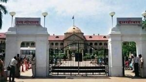 Hathras rape victim's family will appear before the Allahabad high court on Monday.(ANI File Photo)