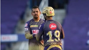 Sunil Narine was not included in KKR playing XI against RCB.(IPL)
