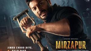 Ali Fazal plays Guddu Pandit in Mirzapur series.