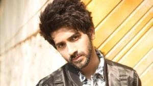Actor Vardhan Puri is currently shooting a film in Bhopal.