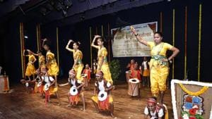 The Ministry of Culture (Performing Arts Bureau) implements many schemes under its Kala Sanskriti Vikas Yojana (KSVY), where grants are sanctioned/approved for holding programmes/activities which involved large audience.(HT Photo)