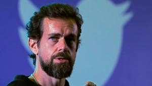 """Twitter CEO Jack Dorsey had first tweeted that it was """"unacceptable"""" the company hadn't provided more context around its action.(REUTERS)"""