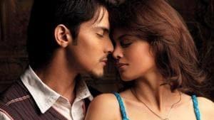 Aditya Narayan and Shweta Agarwal starred together in Shaapit.