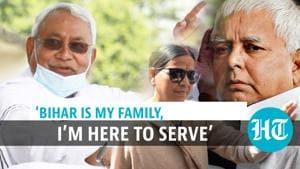 Bihar polls: Nitish Kumar slams Lalu-Rabri, says state was 'unsafe' during their rule