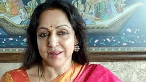Hema Malini has reacted to the allegations being levelled against the film industry.(ANI)