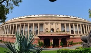 Opposition parties must get back to doing what is expected of them — join the debate and competition of ideas in Parliament(PTI)