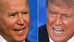Trump, Biden sharpen attacks in final fortnight of White House race