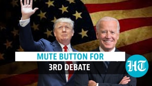Third US Presidential debate to feature mute button; Trump camp lashes out