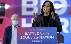 Kamala Harris wins nearly million impressions with her Florida rain tweet
