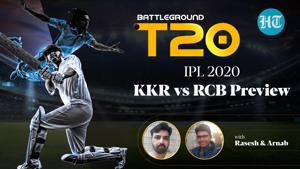 KXIP vs DC Review and KKR vs RCB Preview on Battleground T20