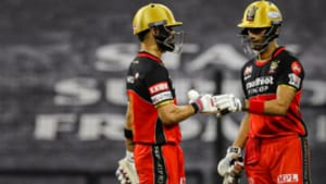 IPL live score: RCB thrash KKR by 8 wickets to rise to 2nd spot