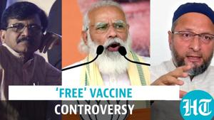 'You give vote, I'll give vaccine': Sena, Owaisi slam BJP's Bihar poll promise