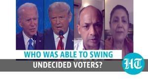 Trump vs Biden: Decoding who won Debate 2 to swing undecided voters | US polls